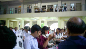 Ateneo de Naga University Aug 14 2006 declaration of stand