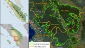 Location Batang Toru Ecosystem