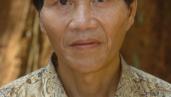 Saun Bujung, headman of Penan community of Long Bengali