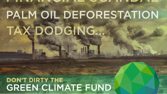 BankTrack – Green Climate Fund must say no to partnerships with HSBC