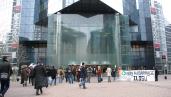 Paris - Headquarters of French bank Societe Generale