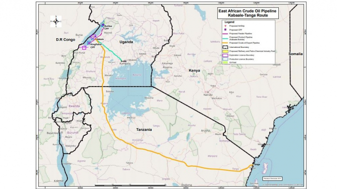 BankTrack – East African Crude Oil Pipeline (EACOP)