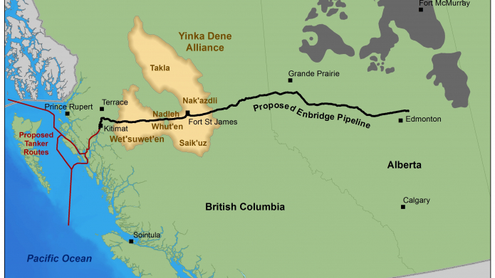BankTrack – Enbridge Northern Gateway pipelines