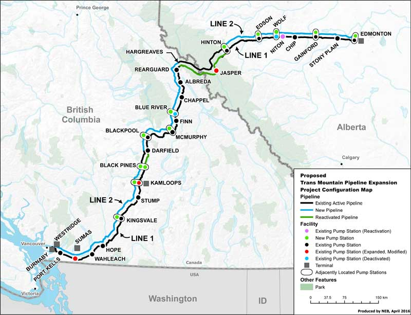 Banktrack Trans Mountain Pipeline Expansion Project Tmep