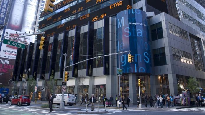 BankTrack – Morgan Stanley