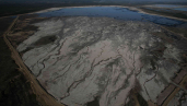 Huge 50 sq km tailings ponds are toxic liabilities
